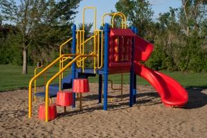 Playground Underexposed