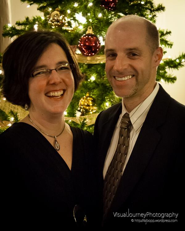 Holiday Couple
