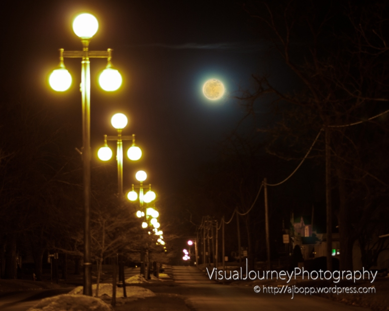 Streetlight Of The Gods
