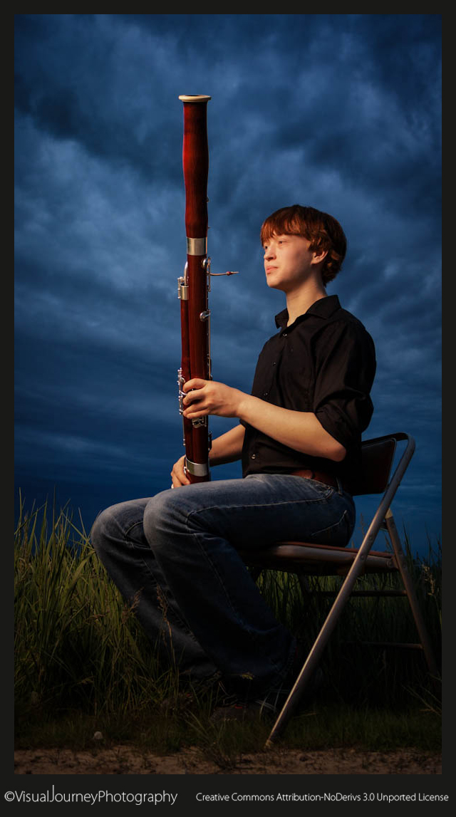 The Bassoon Player