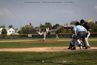 Baseball Varsity Vinton-Shellsburg vs East Marshall 2014-5558