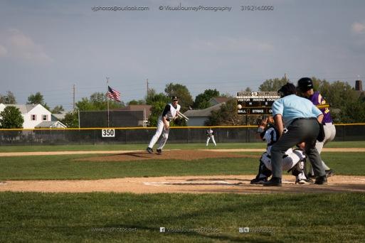 Baseball Varsity Vinton-Shellsburg vs East Marshall 2014-5559