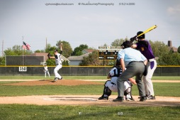 Baseball Varsity Vinton-Shellsburg vs East Marshall 2014-5564