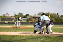 Baseball Varsity Vinton-Shellsburg vs East Marshall 2014-5571
