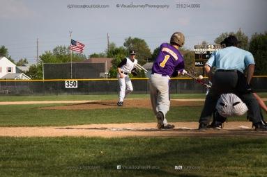 Baseball Varsity Vinton-Shellsburg vs East Marshall 2014-5579