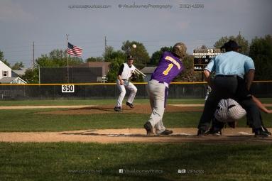 Baseball Varsity Vinton-Shellsburg vs East Marshall 2014-5580