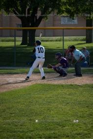 Baseball Varsity Vinton-Shellsburg vs East Marshall 2014-5581