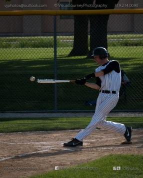 Baseball Varsity Vinton-Shellsburg vs East Marshall 2014-5585