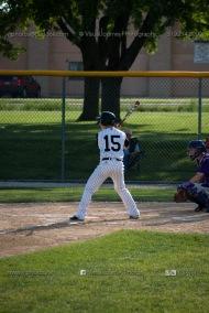 Baseball Varsity Vinton-Shellsburg vs East Marshall 2014-5589