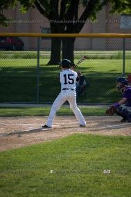 Baseball Varsity Vinton-Shellsburg vs East Marshall 2014-5590