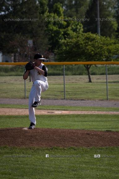Baseball Varsity Vinton-Shellsburg vs East Marshall 2014-5597