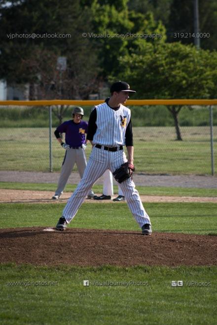 Baseball Varsity Vinton-Shellsburg vs East Marshall 2014-5605