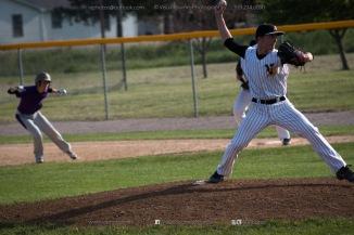 Baseball Varsity Vinton-Shellsburg vs East Marshall 2014-5606