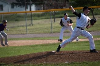 Baseball Varsity Vinton-Shellsburg vs East Marshall 2014-5607
