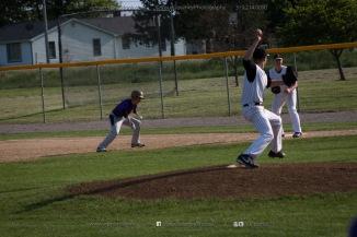 Baseball Varsity Vinton-Shellsburg vs East Marshall 2014-5608
