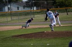 Baseball Varsity Vinton-Shellsburg vs East Marshall 2014-5610