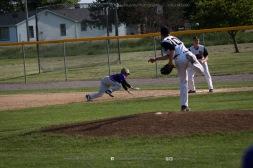Baseball Varsity Vinton-Shellsburg vs East Marshall 2014-5611