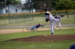 Baseball Varsity Vinton-Shellsburg vs East Marshall 2014-5612