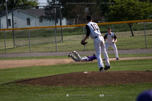 Baseball Varsity Vinton-Shellsburg vs East Marshall 2014-5614