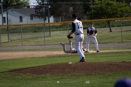 Baseball Varsity Vinton-Shellsburg vs East Marshall 2014-5615