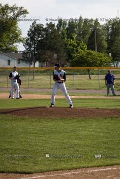 Baseball Varsity Vinton-Shellsburg vs East Marshall 2014-5616