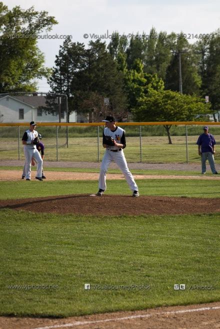 Baseball Varsity Vinton-Shellsburg vs East Marshall 2014-5617