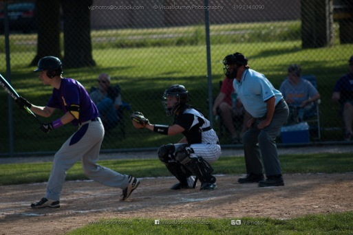 Baseball Varsity Vinton-Shellsburg vs East Marshall 2014-5621