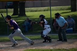 Baseball Varsity Vinton-Shellsburg vs East Marshall 2014-5625
