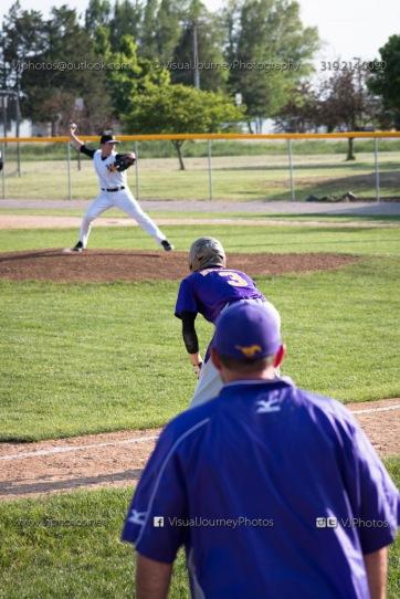 Baseball Varsity Vinton-Shellsburg vs East Marshall 2014-5629