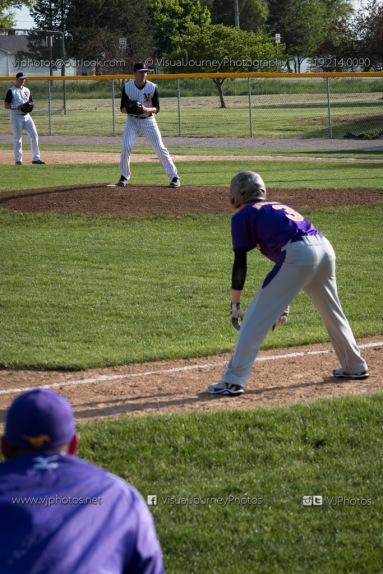 Baseball Varsity Vinton-Shellsburg vs East Marshall 2014-5634