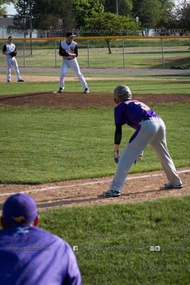 Baseball Varsity Vinton-Shellsburg vs East Marshall 2014-5635