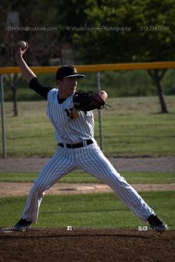 Baseball Varsity Vinton-Shellsburg vs East Marshall 2014-5641