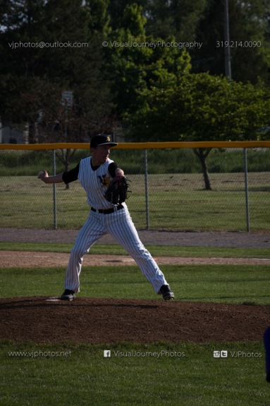 Baseball Varsity Vinton-Shellsburg vs East Marshall 2014-5648