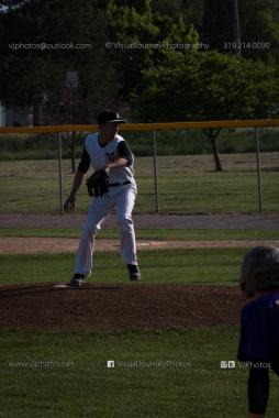 Baseball Varsity Vinton-Shellsburg vs East Marshall 2014-5653