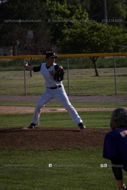 Baseball Varsity Vinton-Shellsburg vs East Marshall 2014-5654