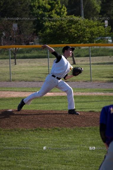 Baseball Varsity Vinton-Shellsburg vs East Marshall 2014-5656
