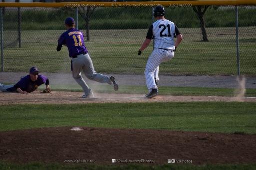 Baseball Varsity Vinton-Shellsburg vs East Marshall 2014-5692