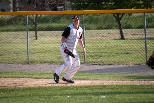 Baseball Varsity Vinton-Shellsburg vs East Marshall 2014-5695