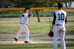 Baseball Varsity Vinton-Shellsburg vs East Marshall 2014-5697