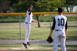 Baseball Varsity Vinton-Shellsburg vs East Marshall 2014-5698