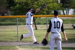 Baseball Varsity Vinton-Shellsburg vs East Marshall 2014-5699