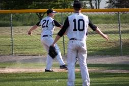 Baseball Varsity Vinton-Shellsburg vs East Marshall 2014-5701