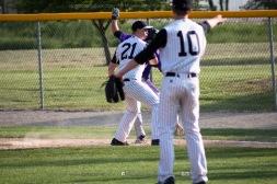 Baseball Varsity Vinton-Shellsburg vs East Marshall 2014-5702