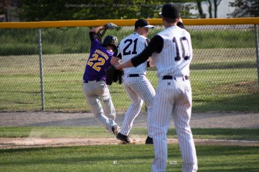 Baseball Varsity Vinton-Shellsburg vs East Marshall 2014-5703