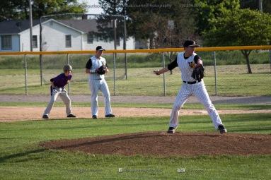 Baseball Varsity Vinton-Shellsburg vs East Marshall 2014-5705