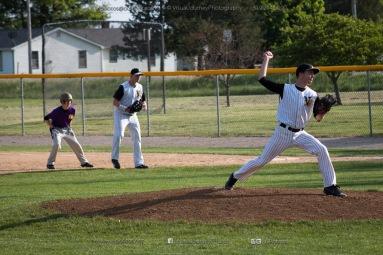 Baseball Varsity Vinton-Shellsburg vs East Marshall 2014-5707