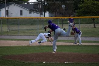 Baseball Varsity Vinton-Shellsburg vs East Marshall 2014-5721