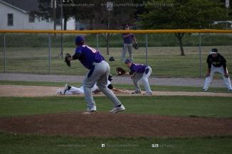 Baseball Varsity Vinton-Shellsburg vs East Marshall 2014-5723