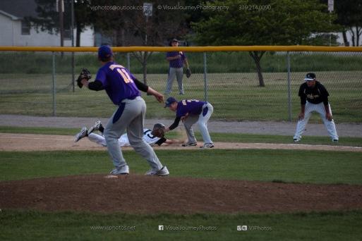 Baseball Varsity Vinton-Shellsburg vs East Marshall 2014-5724