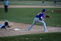 Baseball Varsity Vinton-Shellsburg vs East Marshall 2014-5732